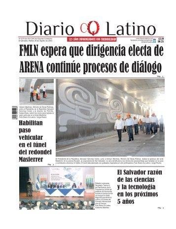 Edición 30 de Agosto de 2016