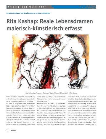 Rita Kashap Portrait-ArtProfil 116-2016