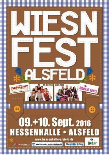 Wiesenfest Alsfeld