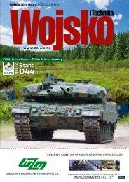 Wojsko i Technika /WYDANIE SPECIALNE/ SPECIAL ISSUE MSPO 2016