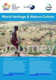 World Heritage & Nature-Culture