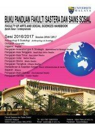 Buku Panduan Ijazah Dasar FSSS 2016/2017