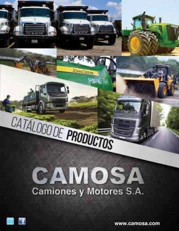 Camosa Catalago 2016