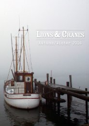 Lions & Cranes Autumn/Winter 2016 Catalog Beta