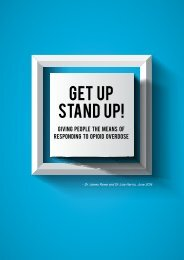 Get Up Stand Up!