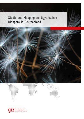 Studie und Mapping zur ägyptischen Diaspora in Deutschland