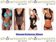 Discount Swimwear Women