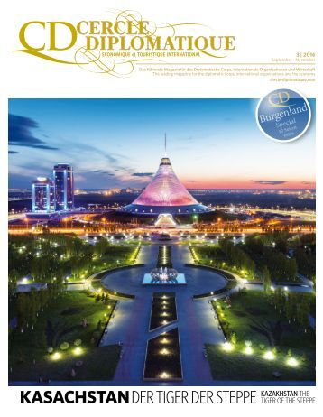 CERCLE DIPLOMATIQUE - issue 03/2016