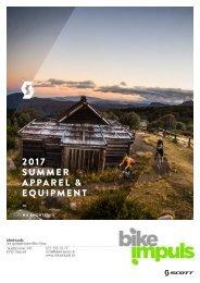 bikeimpuls SCOTT Workbook Kleider 2017