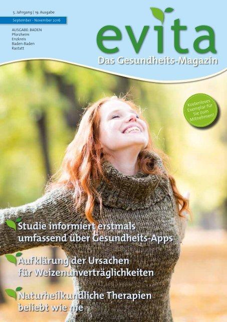 Evita-Magazin September-November 2016