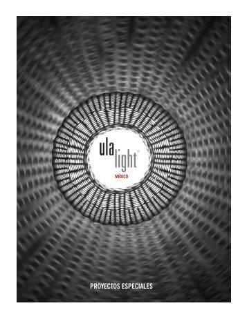 Ula Light Proyectos Especiales 2016