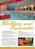 Hotel an der Piste Kärnten - Wellnessbereich vom Sporthotel Frühauf - Seite 2