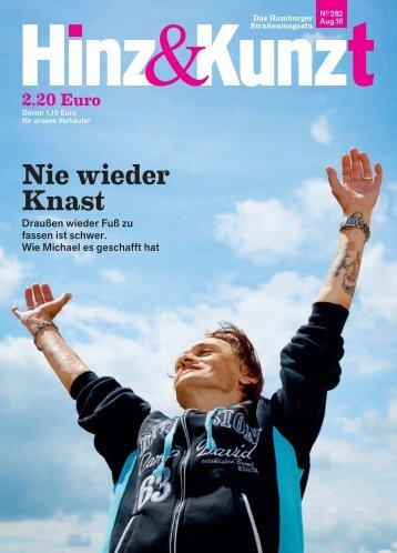 Hinz&Kunzt 282 August 2016