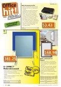 Bürobedarf zu Tiefstpreisen - OfficeHit September 2016 - von Buerogummi.ch - Page 4