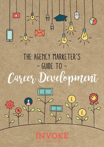 The Agency Marketer's Guide To Career Development