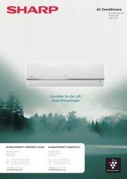 Plasmacluster- technologie - Klimaconnect