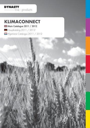 Hauptkatalog (pdf) - Klimaconnect