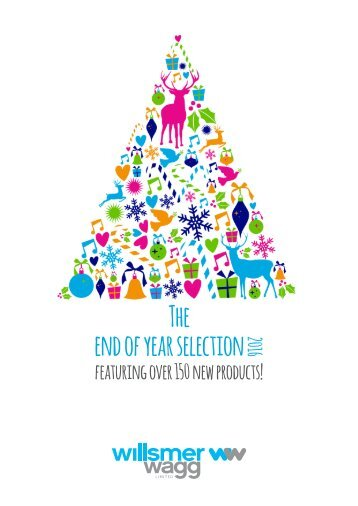 WW End of Year Selection 2016