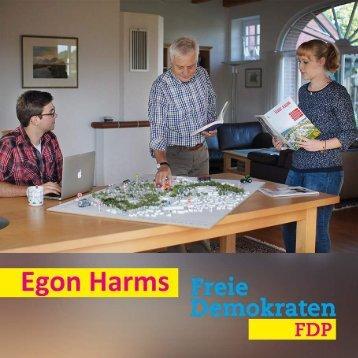 Meine Broschüre zur Kommunalwahl in Westerstede