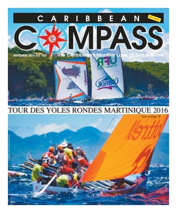 Caribbean Compass Yachting Magazine September 2016