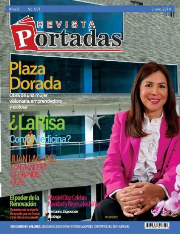 Revista Portadas No 01 Año 01