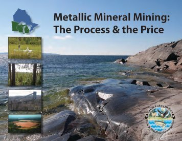 Metallic Mineral Mining The Process & the Price
