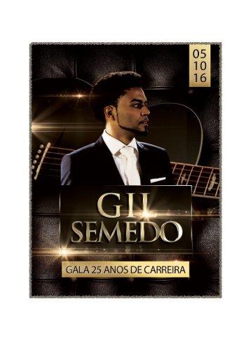 Gil Semedo - 25 Anos de Carreira