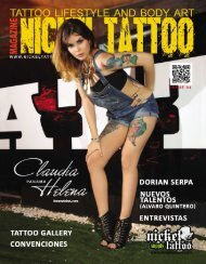 Nickel Tattoo Magazine - Issue 4