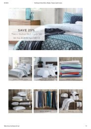 MyHouse Online Store _ Sheets, Towels, Quilt Covers