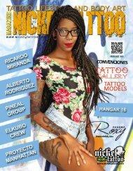 Nickel Tattoo Magazine - Issue 3