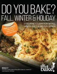 Do You Bake? Winter 2016 Catalog