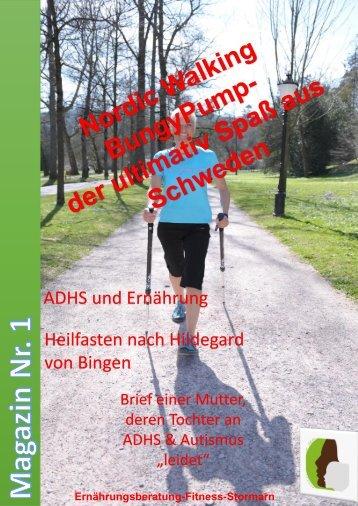 Magazin 1 - Ernährungsberatung-Fitness-Stormarn