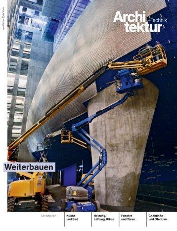 """Gelesen in """"Architektur + Technik"""": Stilvolle Küchen bei Bringhen Group"""