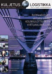 Kuljetus & Logistiikka 4 / 2016
