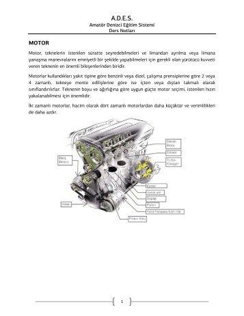 Not_08_Motor ve Elektrik Bilgisi