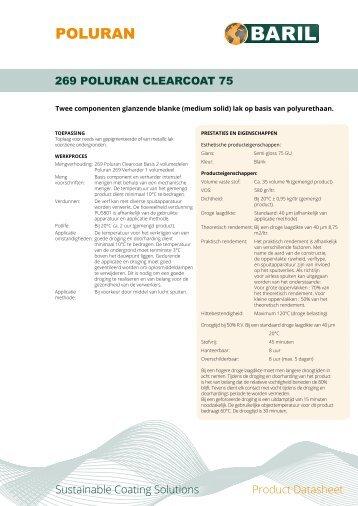 269_Poluran_Clearcoat_75_Datasheet_NL