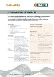 37842_AquaRan_PU_Finish_40_datasheet_NL