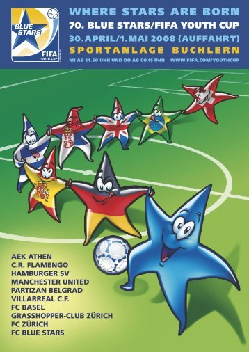 where stars are born nani - Blue Stars/FIFA Youth Cup