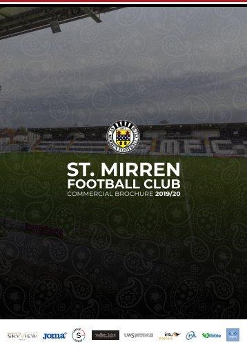St.Mirren FC Commercial Directory 2018-2019