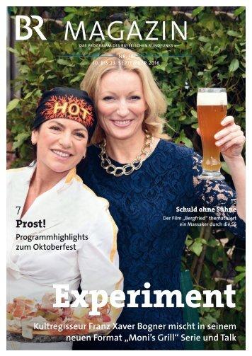BR-Magazin 19/2016