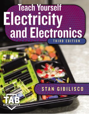 3. (ebook) Gibilisco, Stan - Teach Yourself Electricity and Electronics
