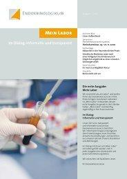 Mein Labor - Endokrinologikum