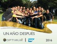 BOLETIN SAP - Un año después