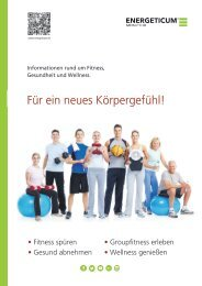 Energeticum Imagebroschüre