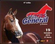 Catálogo - 6 leilão Haras General