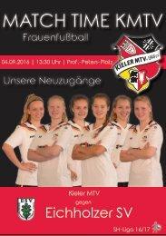 04.09.16 KMTV – Eichholzer SV