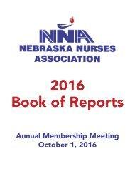 2016 NE Book of Reports
