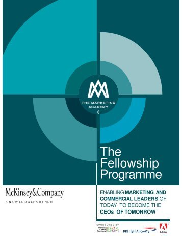 The Fellowship Programme