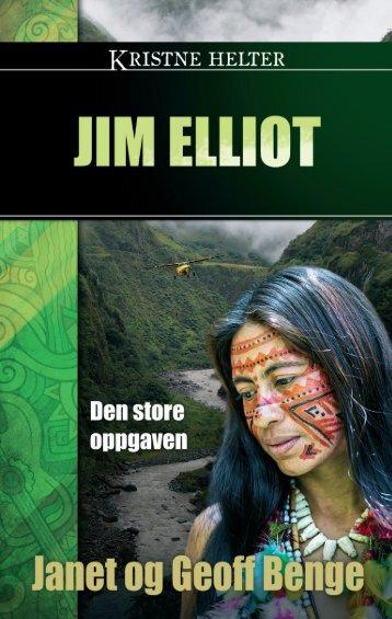 Jim Elliot - Kristne helter - Proklamedia