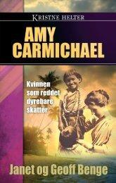 Amy Carmichael - Kristne helter - Proklamedia